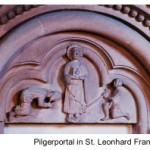Pilgerportal StLeonhardFfm