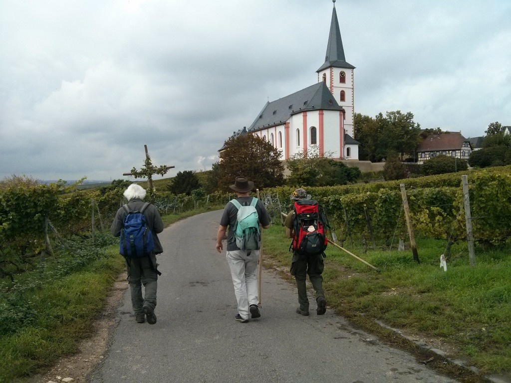 Hochheim, Kirche Peter u. Paul